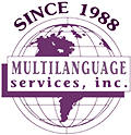 Multilanguage Services, Inc.